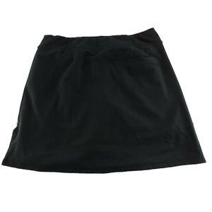 Adidas Golf Skort Sz 6 Black